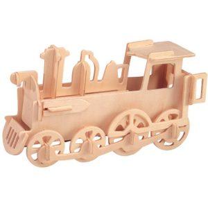 3D Choo-choo Train Puzzle