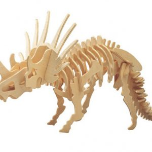 3D Dinasaur Puzzle