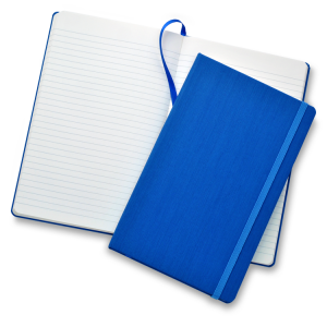 A5 Hardcover Elastic Notebook