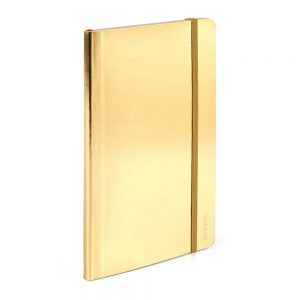 A5 Metallic Soft Cover Notebook