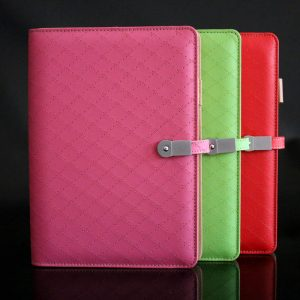 A5 PU Cover Notebook with 8GB usb Clip