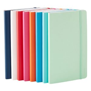 A5 Soft cover Elastic Notebook