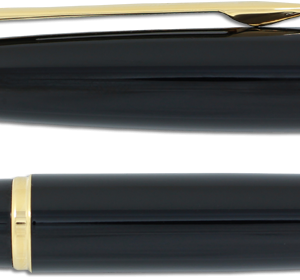Classic Black Fountain Pen (Special Order)