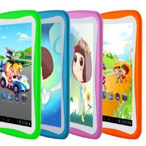 Clever Kids Quadcore Tablets