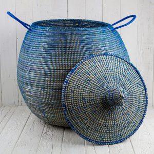 Custom Woven Colour Baskets