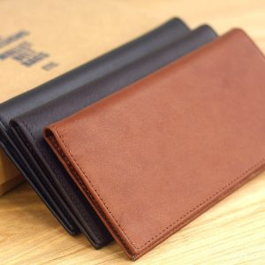 Gentlemens Old Fashioned Leather Wallet