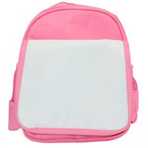 Kiddies Plain Canvas Backpack (2)