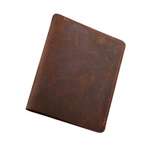 Leather Cowboy Wallet