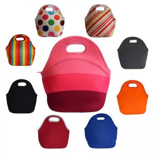 Multi Colour Neoprene Insulated Lunch Coolers