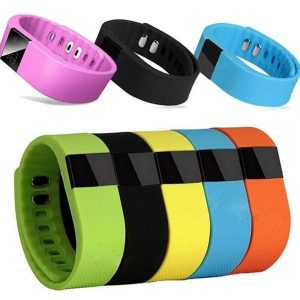 Smart Fitness Tracking Watch (Available in Multiple Colours)