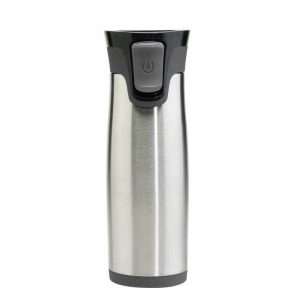 Stainless Steel Auto Seal Vacuum Insulated Traveller
