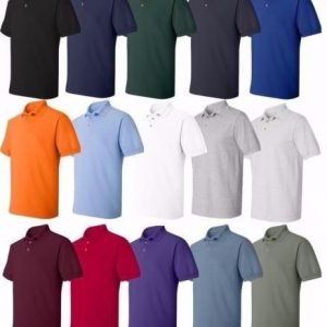 Men's Golf Shirts - (Sizes S-3XL)