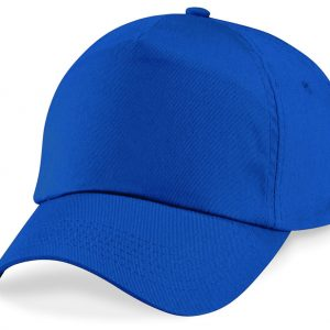 Regular 5 Panel Caps - Available in Multi-Colours